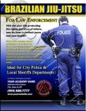BJJ For Police
