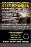 Bully Prevention Flyer