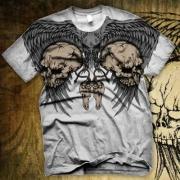 Eagle & Skull