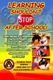 Kids After School Flyer