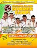 Kids BJJ Camp