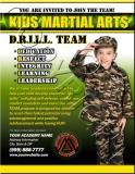 Kids Drill Team