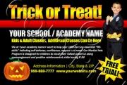 Kids Halloween Pass