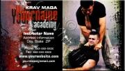 Krav Maga Business Card