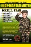 MCM Kids Drill Team