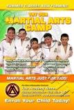 MCM Kids Martial Arts Camp