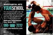 MMA School Flyer