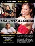 Student Self-Defense
