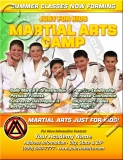 Kids Martial Arts Camp
