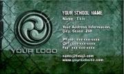 Green Grunge w/ Logo BC
