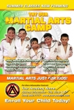 MCM Kids Martial Arts Camp