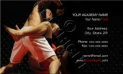 MMA Cage Business Card
