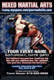 MMA Takedown Event